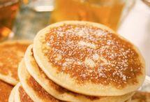 Pancakes ou crêpes