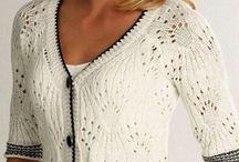 pletené oblečení