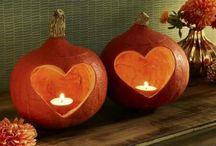 dekoracja jesień
