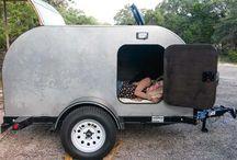 homemade caravan