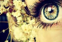 Photography of beautiful eyes / Eyes