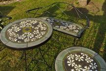 Zahradní nábytek / Garden furniture