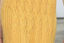 aran / knitting