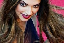 Deepika padukone hair color