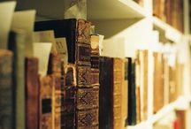 Books, books, books / by Erin Rustad
