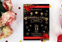 Valentine's Day Invitation Ideea