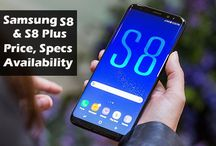 Samsung Galaxy S8 & S8 Plus Price, Specification & Availability