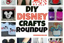 Mickey  Disney craft