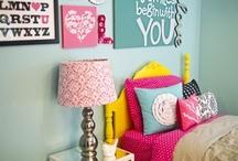 Girls room / by Linda Robertson