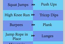 Exercises Hiit