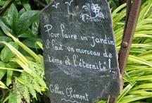 Proverbes jardin