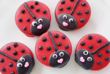 Party Theme - Lady Bugs