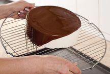 Techniques pâtisseries