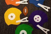 Sports / Sport Themed felt Board Sets