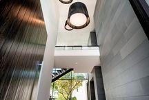 luces para techos altos