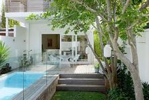Urban Homes with pools