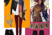 My Polyvore Finds /  Holiday girls!