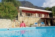 Private Pool Villa for Holidays in Corfu /  A Private Pool Villa For Holidays In Corfu 4 Mins Walk To The (Private) Beach Sleeps 5- 7 (4 Bedrooms).From 93. GBP per night,
