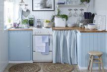 Hyttekjøkken / Inspirasjon kjøkken på hytta
