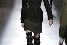 NYFW - Fall 2013 - Best of Knits / by Jordana Paige