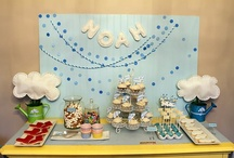 Baby Showers ☂ / by Tricia Jett