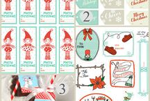 Gift Tags / by Rebecca Lesue