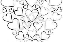 Strass pattern
