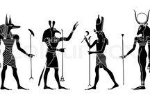 ägyptische hyroglyphen