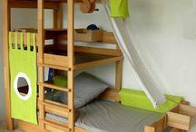 Big boy room ideas / by Maria Trees