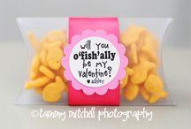 Valentine ideas / by Katrina Bocage Simpson