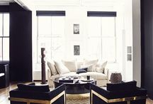 Interior decor / Black black black!!!