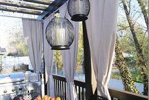 Balcony, patio,garden and more...