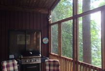 Chandos Lake / Veranda Conversion  Screened  Safety and security and screen equals a good life