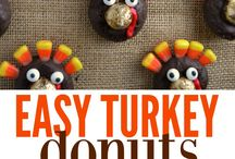 Thanksgiving Fun Food and Crafting / This board brings together recipes and ideas for Thanksgiving food and fun crafts. Celebrate the Thanksgiving holiday in style this year!