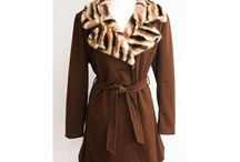 Fabulous Vintage Furs / Genuine vintage fur coats and wraps from decades ago.