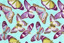 Emma's Garden Fabric
