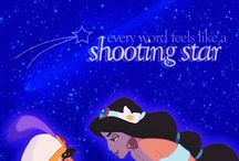Disney mostly princess jasmine and pocohontas / I have been told I look like jasmine. Thanks  / by Renee F