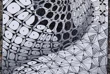 Art: Zentangle