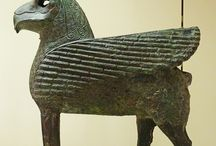 Ancient objects sculpture