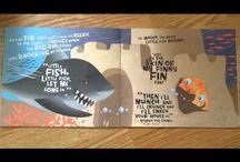 Audio Books for Kindergarten / by Kesha Bradner