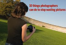 Basic Photography Tips / Tips to improve your photography and to make you think when you take your camera out