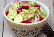 Salads / by Anna B