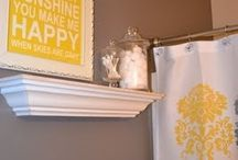 IDEAS FOR HOME DECOR, DIY REMODELING, ETC. / by Roni Byrd