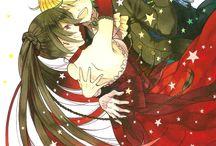 Pandora Hearts Alice Gilbert y Oz