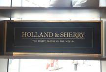 Dekostoffe von Holland & Sherry / Wollstoffe in höchster Qualität.  #Bezugsstoffe #Kissen #Polsterstoff