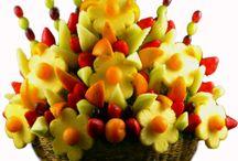 фруктовые вазы