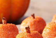 OREO-Pumpkin Cookie Balls #recipe