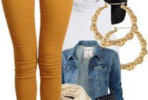 Cosas para ponerse / Todo lo que desearía tener en mi armario!