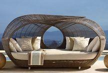 Outdoor furniture / Love it!