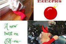 Christmas | Elf On The Shelf